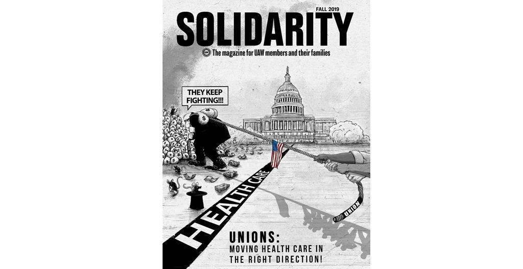 Solidarity Magazine Fall 2019